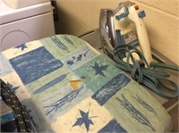 Ironing Boards, 3 Clothes Irons