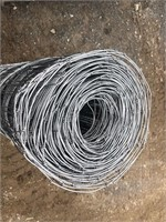 (5) New Rolls of 330 ft Net Wire Fence 12.5 ga
