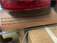 New 12V LED Trailer Light Kit