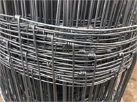 (2) New Rolls of 330 ft Net Wire Fence 12.5 ga