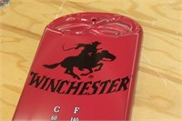 Metal Winchester Thermometer