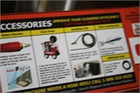 New Magnum 4000 Series Hot Water Steam Cleaner