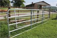 14 ft Galvanized Gate