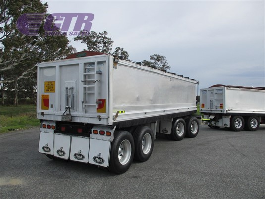 2002 Hercules Tipper Trailer CTR Truck Sales - Trailers for Sale