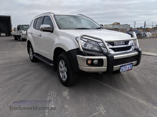 2015 Isuzu UTE MU-X LS-T Light Commercial for Sale