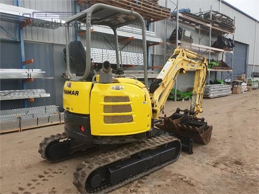 2009 Yanmar VIO27-5 - Heavy Machinery for Sale