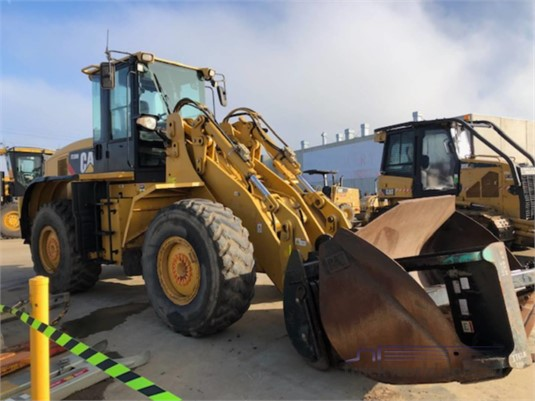 2011 Caterpillar IT38H Heavy Machinery for Sale