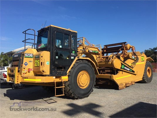2007 Caterpillar 623G - Heavy Machinery for Sale