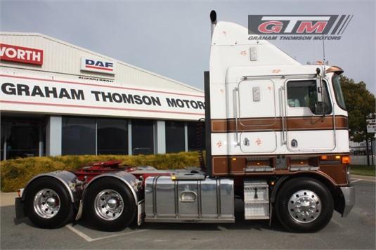 2009 Kenworth K108 Aerodyne Graham Thomson Motors - Trucks for Sale