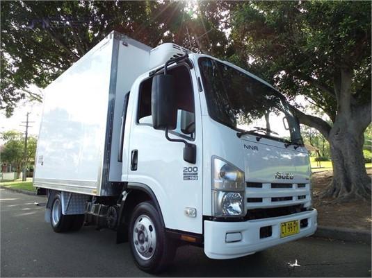 2010 Isuzu NLR 200 Short Trucks for Sale