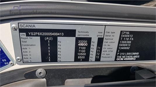 2018 Scania P310 - Truckworld.com.au - Trucks for Sale