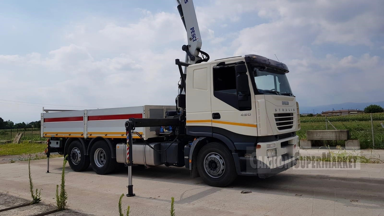 Iveco STRALIS 450 used 2008