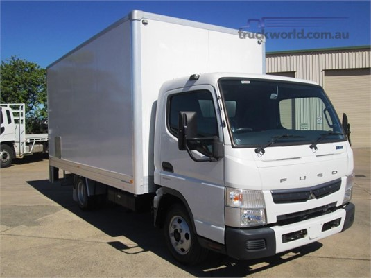 2016 Fuso Canter 515 Wide Trucks for Sale