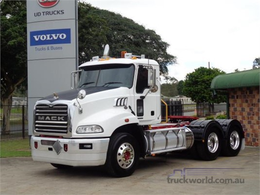 2014 Mack Granite Trucks for Sale