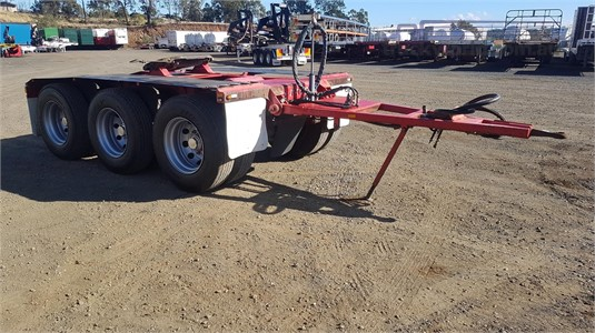 2013 Western Hi Way Dolly - Trailers for Sale