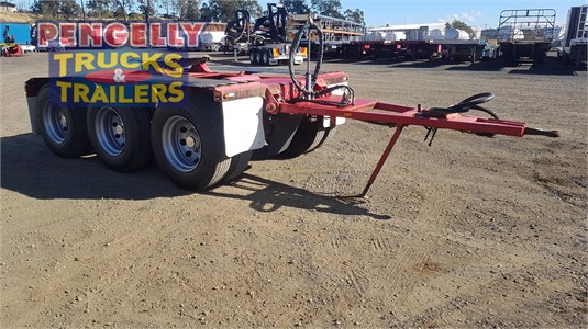 2013 Western Hi Way Dolly Pengelly Truck & Trailer Sales & Service - Trailers for Sale