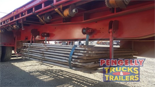 2010 Cimc Flat Top Trailer Pengelly Truck & Trailer Sales & Service - Trailers for Sale
