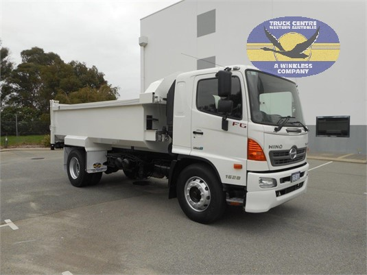2015 Hino 500 Series 1628 FG Truck Centre WA - Trucks for Sale
