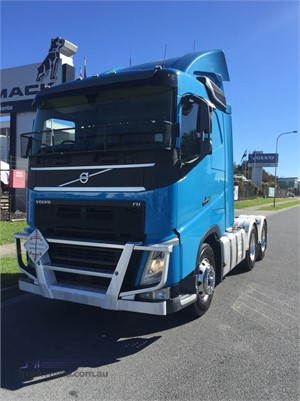 2015 Volvo FH540 - Truckworld.com.au - Trucks for Sale