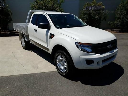2015 Ford Ranger PX XL Super Cab - Truckworld.com.au - Light Commercial for Sale