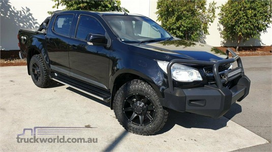 2016 Holden Colorado Rg My16 LS Crew Cab Light Commercial for Sale