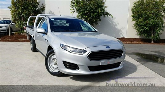2016 Ford Falcon FG X Ute Super Cab Light Commercial for Sale