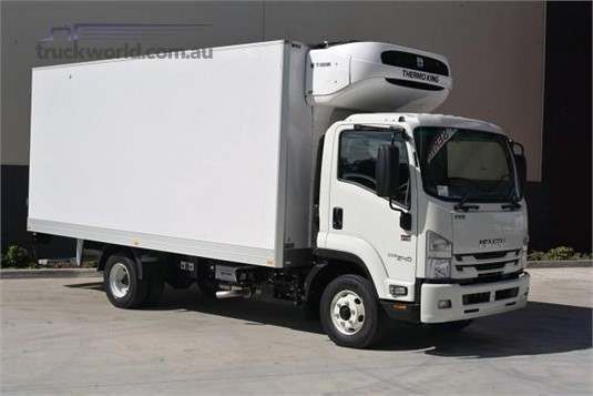 2018 Isuzu FRR 110 240 AMT MWB Trucks for Sale