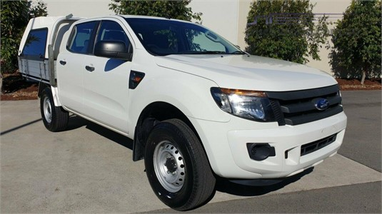 2014 Ford Ranger Px Xl Double Cab Light Commercial for Sale