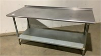 Stainless Steel Counter-