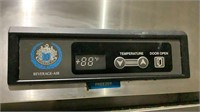Rolling Commercial Freezer-