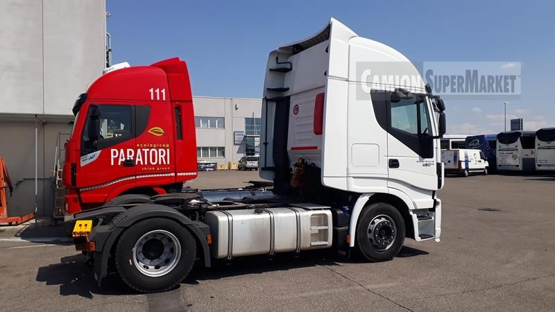 Iveco STRALIS 480 used 2014