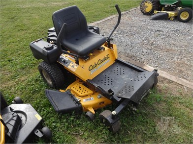 CUB CADET Z-FORCE For Sale - 41 Listings | TractorHouse com