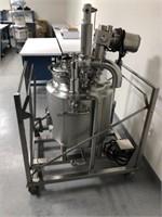 Stainless Steel Reactor (40 Gallon)