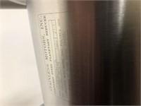 Gemco 10 Cu Ft Slant Cone Blender