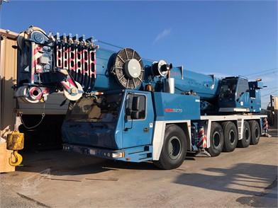 GROVE All Terrain Cranes For Sale - 231 Listings