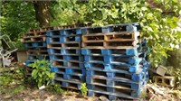STACK OF PALLET