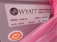 Wyatt Dawn Heleos II Never Used)