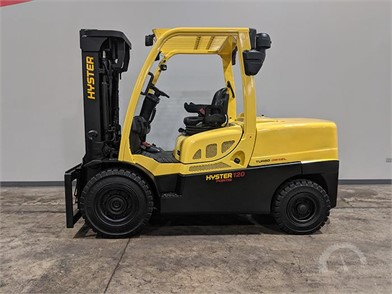 HYSTER Forklifts Lifts Online Auctions - 7 Listings | AuctionTime