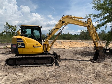 Komatsu Crawler Excavators For Sale - 1629 Listings | MarketBook com