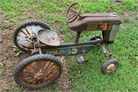 1950's Big 4 Pedal Tractor