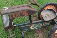 Big 4 Pedal Tractor