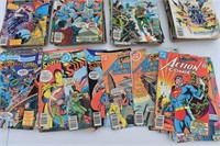 Large Collection Old Comic Books