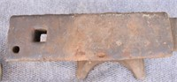 Marked Peter Wright Anvil