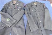 WW2 US Military Uniforms