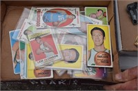 1960's, 70's Basketball Cards