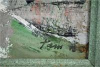 REUBEN TAM (American, 1916-1991)