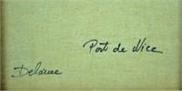 LUCIEN DELARUE (French, 1925-2011)