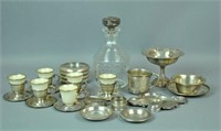 (26) PIECE STERLING TABLEWARES GROUP