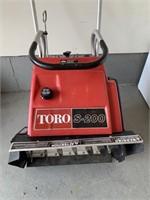 Toro S-200 Gas Powered Snow Blower