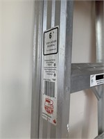 LITE 6 Foot Aluminum Step Ladder